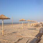 parasol strand Zandvoort Vooges