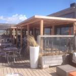 Overkapping,luifel, veranda voor uw tuin met hout en riet 8