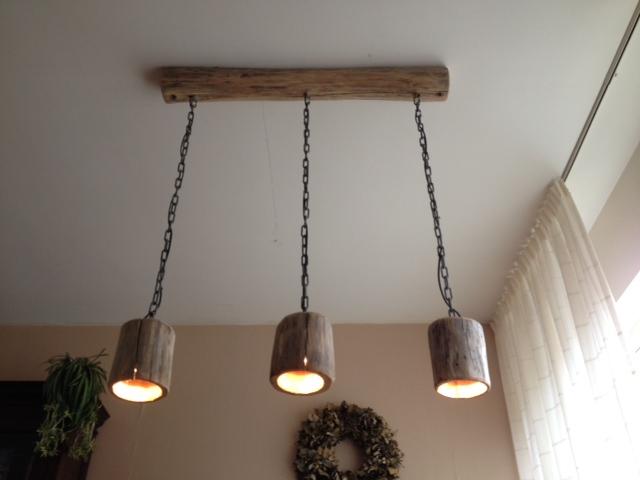 eiken lamp hout 4