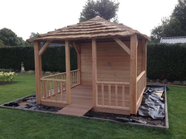 Vind houten veranda in tuin en terras op marktplaatsnl holidays oo - Terras hout ...