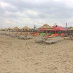 houtcreatief rieten parasol strand paal 14 Katwijk