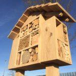 houtcreatief bijenhotel
