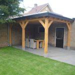 veranda/tuintafel douglas